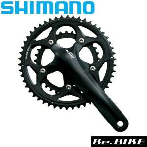 (105 イチマルゴ) FC-5750 ブラック 歯数50x34T コンパクトクランクセット シマノ shimano 105|bebike