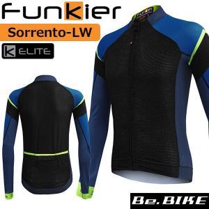 Funkier(ファンキアー) Sorrento-LW ソレント 自転車 長袖ジャージ サイクルウエア d01238684