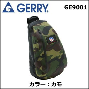 GERRY GE9001 カモ バッグ
