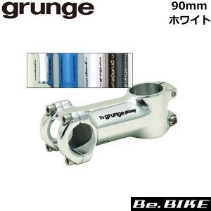 gurunge(グランジ) タフエックス ステム 90 ホワイト 自転車 ステム|bebike