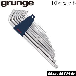 gurunge(グランジ) インチボールポイントヘックスレンチ 自転車 工具