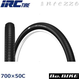 IRC インテッツオ (オールブラック) 29×2.00(700×50C) 自転車 タイヤ|bebike
