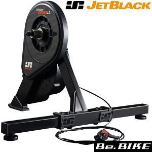JetBlack(ジェットブラック) Whisper Drive PLUS ダイレクトドライブトレーナー 自転車 サイクルトレーナー 固定ローラー|bebike