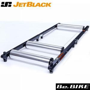 JetBlack(ジェットブラック) R1 3本ローラー 自転車 サイクルトレーナー 3本ローラー|bebike