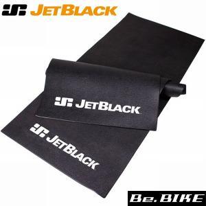 JetBlack(ジェットブラック) トレーナー マット 自転車 サイクルトレーナー(オプション)|bebike