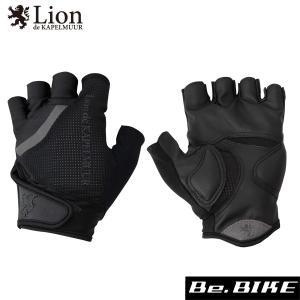 カペルミュール サイクルグローブ インプレス ブラック 自転車 グローブ 指切りグローブ  (lig...