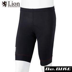 カペルミュール サイクルショーツ レッドステッチ 自転車 パンツ  裾の縫製を無くし、着用時の太腿の...