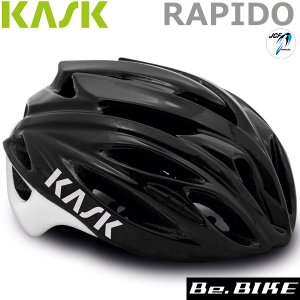 カスク(KASK) RAPIDO ブラック  自転車 ヘルメット|bebike