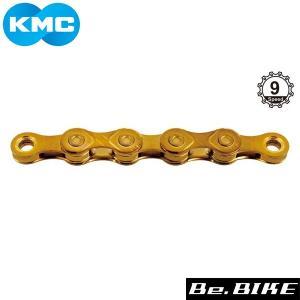 KMC X9 TI-GD 自転車 チェーン bebike