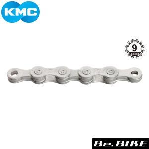 KMC Z99RB グレー 自転車 チェーン bebike