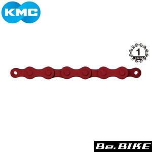 KMC Z410カラー レッド 自転車 チェーン bebike
