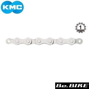 KMC Z410カラー ホワイト 自転車 チェーン bebike