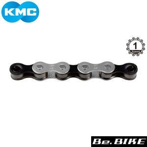 KMC Z410カラー CP/ブラック 自転車 チェーン bebike