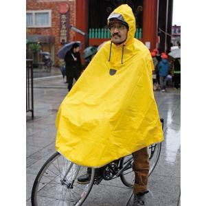 rin project(リンプロジェクト) 2093 レインポンチョ 自転車 レインウエア ロードバイク使用可能 bebike 13