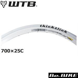 WTB THICKSLICK SPORT 700×25C ホワイト 自転車 タイヤ|bebike