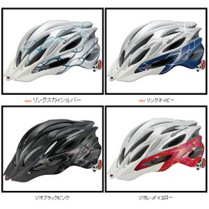 OGK リガス-2 レディース 自転車 ヘルメット JCF(公財)日本自転車競技連盟公認|bebike|02