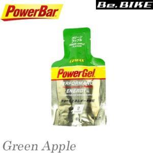 PowerBar(パワーバー) POWERGEL Green Apple スポーツ サプリメント|bebike