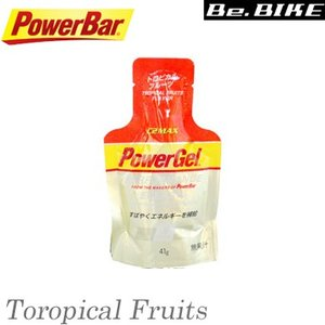PowerBar(パワーバー) POWERGEL Toropical Fruits スポーツ サプリメント|bebike