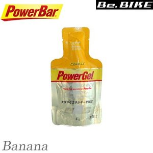 PowerBar(パワーバー) POWERGEL Banana スポーツ サプリメント|bebike