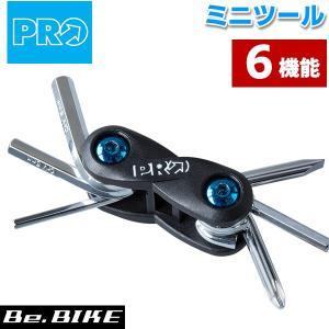 シマノ PRO(プロ) ミニツール 6 ファンクション ブラック 78g (R20RTL0023X)  自転車 shimano 工具|bebike