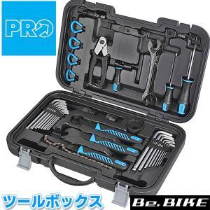 PRO ツールボックス 自転車工具セット ハードケース付(NEWモデル) (R20RTL0029X)(PRTL0029) プロ シマノ shimano bebike