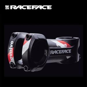 RACE FACE(レースフェイス) STEX EVOLVE XC STEM ブラック クランプ径:31.8mm コラム径:28.6mm ステム MTB クロスバイク ハンドルステム bebike