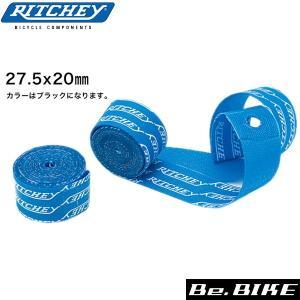 RITCHEY(リッチー) スナップオンリムテープ 27.5 ブラック 自転車 リムテープ|bebike
