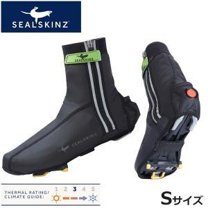 sealskinz LIGHTWEIGHT HALO OVERSHOE 1411404 S シューズカバー bebike