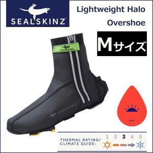 sealskinz LIGHTWEIGHT HALO OVERSHOE 1411404 M シューズカバー bebike