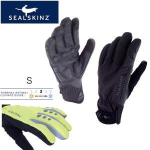 sealskinz All Weather Cycle XP Glove 1211508 S ブラック/ブラック グローブ bebike