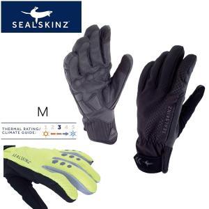 sealskinz All Weather Cycle XP Glove 1211508 M ブラック/ブラック グローブ bebike