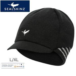 sealskinz Belgian Style Cycling Cap 1311515 L/XL キャップ bebike