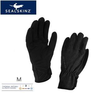 SEALSKINZ APA 122161708 Women's All Weather Cycle Glove M ブラック 自転車 グローブ bebike