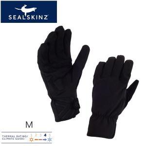 SEALSKINZ APA 121161703 Men's Brecon Glove ブラック M 自転車 グローブ bebike