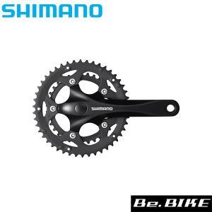 シマノ FC-RS200 50X34T 8S ・対応BB 四角軸UN 110mm (MM110) 自転車 SHIMANO クランクセット|bebike