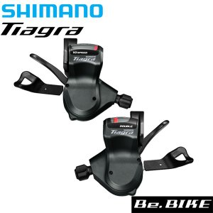 シマノ ティアグラ SL-4700 左右レバーセット 2X10S 自転車 SHIMANO シフトレバー(ラピッドファイヤープラス) bebike