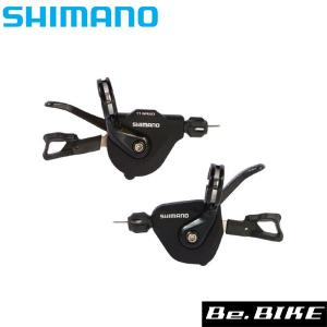 シマノ SL-RS700 ブラック 左右レバ−セット 2X11S 自転車 SHIMANO シフトレバー bebike