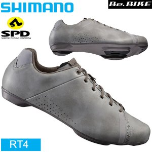 Shimano (シマノ) 2018年 モデル RT4 [グレー] SPDシューズ ロードツーリング / シティツーリング 自転車 シューズ