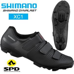 シマノ XC1 SH-XC100 SPD シューズ ビンディングシューズ 自転車 SHIMANO オ...
