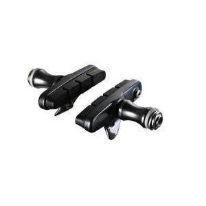 シマノ(SHIMANO) カートリッジタイプシューセット R55C+1 (BR-CX70) (S:M5×20.15mm) ボルト & ワッシャー(S:10mm)(シューホルダー、シュー)セット|bebike