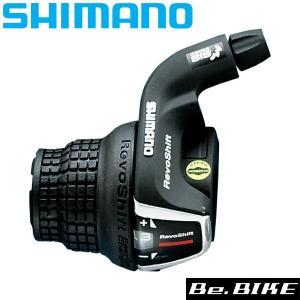 SL-RS35-L シマノ シフトレバー TOURNEY 左3スピード レボシフター (ASLRS35LSBP) 自転車 bebike