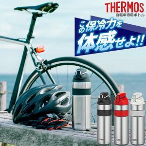 THERMOS サーモス 真空断熱ストローボトル FFQ-600  600ml 保冷 ボトル 自転車 bebike|bebike