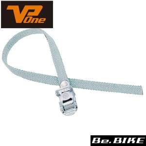 VPONE トーストラップ(STP01) ホワイト トークリップ・ストラップ|bebike