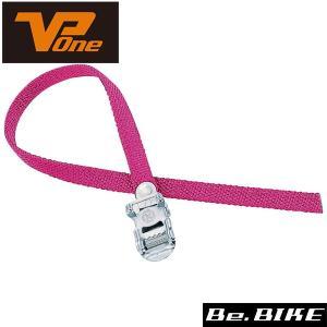 VPONE トーストラップ(STP01) ピンク トークリップ・ストラップ|bebike