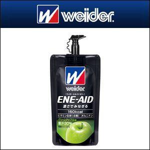 ウイダー(Weider) エネイドゼリー グリーンアップル味 1箱6個入り|bebike