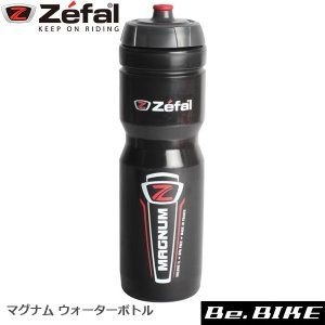 ZEFAL(ゼファール) 164 マグナム ウォーターボトル ブラック 自転車 ボトル|bebike