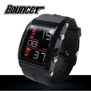 腕時計 メンズ ビジネス、カジュアルどちらでも使える。 デジタル表示のクールな腕時計!