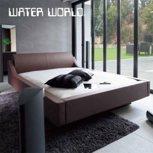ウォーターベッド(セミダブル) WATERWORLD(ウォーターワールド) オーバーナイト11 BluMax6000(SD) 組立設置付|bed