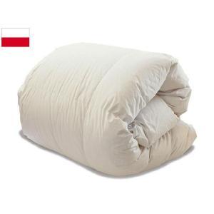 羽毛布団ペアタイプ(シングル150×210cm) ポーリッシュダウン|bed