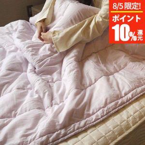 綿入りケット(シングル) ピュアオーガニックコットン|bed